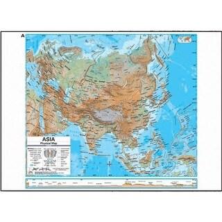 Universal Map 762546964 Asia Advanced Physical Deskpad Map Set