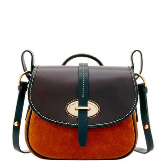 Dooney & Bourke Verona Suede Cristina (Introduced by Dooney & Bourke at $248 in Jun 2016) - Chamois