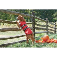 Red Extra Small - Dog Blanket Coat
