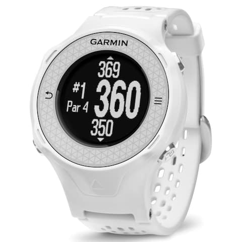 Garmin Approach S4 White GPS-Enabled Golf Watch