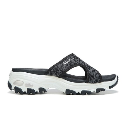 Skechers Women's DLITES Slide Sandal