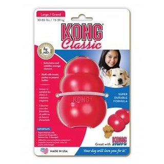 Kong Classic Kong Red Large