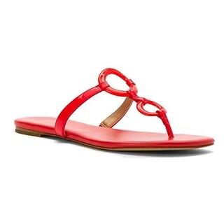 MICHAEL Michael Kors Women's Claudia Flat Sandal Sandals