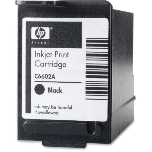 HP Black POS Ink Cartridge High Yield (C6602A) (Single Pack)