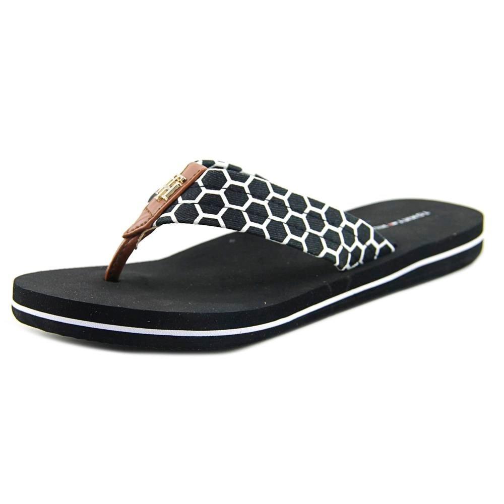 Shop Tommy Hilfiger Womens Cargo X Flip Flops Casual Summer