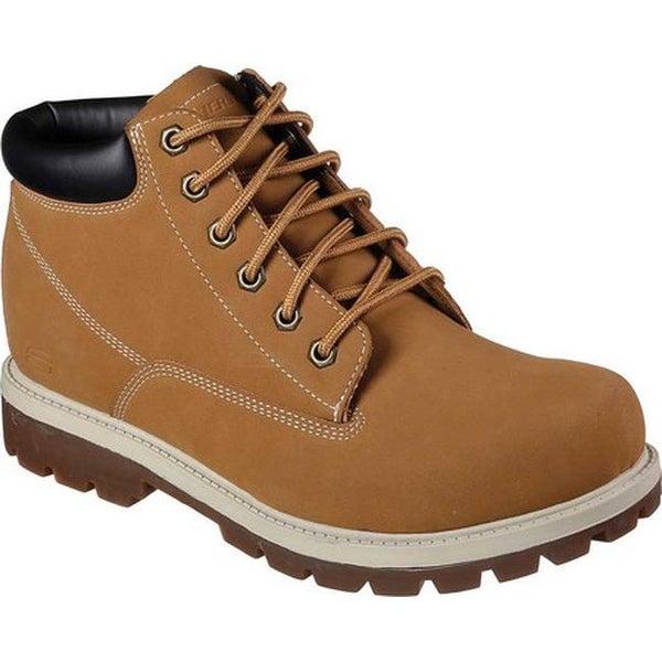 42b6f67971d6 Shop Skechers Men s Relaxed Fit Toric Amado Boot Wheat - Free ...