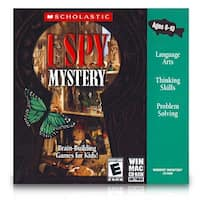 Scholastic I Spy: Mystery for Windows/Mac