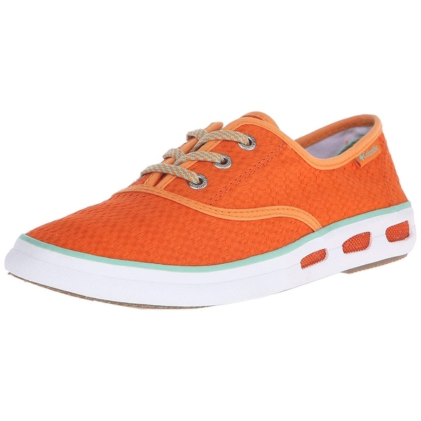 Shop Columbia Women S Vulc N Vent Lace Canvas Ii Casual Shoe Free Shipping On Orders