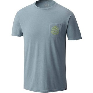 Mountain Hardwear Men's 3 Peaks Pocket T-Shirt