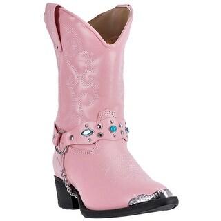 Laredo Unisex Child Fash W/Harn Strp, Pink