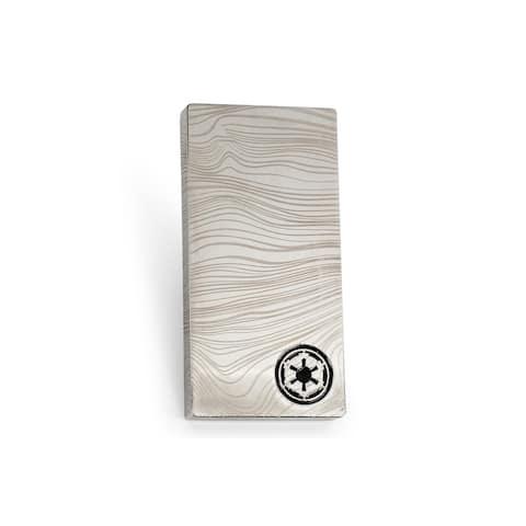 Star Wars: The Mandalorian Beskar Credit 3-Inch Magnetic Replica Pin - Silver