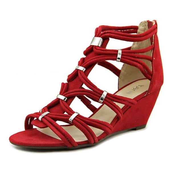 Bar III Kaylan Women Red Sandals