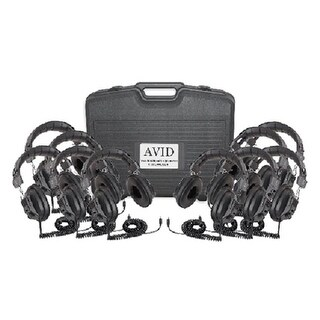 AVID 12CPAE807 Headphones Classroom Package