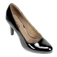 Rialto Women's Coline Pump Black Patent