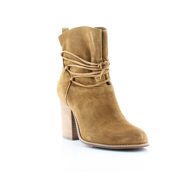 Jessica Simpson Satu Women's Boots Honey Brown
