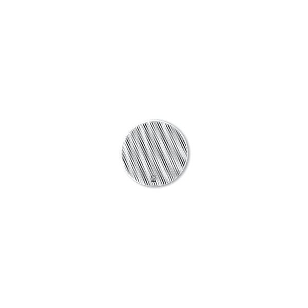 PolyPlanar 11228W Poly-Planar 5.25- Inch Round Flush-Mount Marine Speakers (Pair)