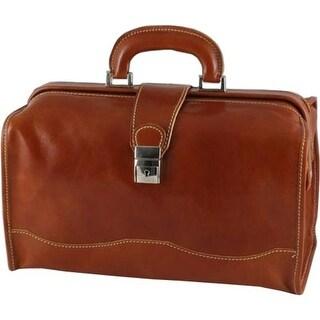 Alberto Bellucci Giotto Doctor's Bag Honey - us one size (size none)