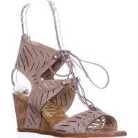 Dolce Vita Langly Wedge Sandals, Taupe