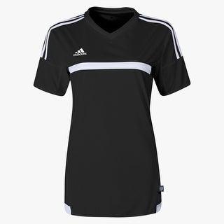 Adidas Women's MLS 15 Jersey T-Shirt Black/White - Black