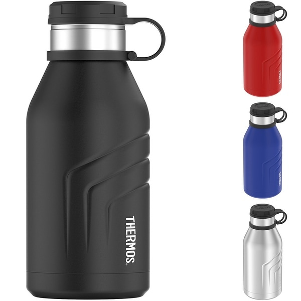 ff736bc427 Shop Thermos 32 oz. Element5 Vacuum Insulated Beverage Bottle with Screw  Top Lid - 32 oz. - Free Shipping On Orders Over $45 - Overstock - 21159635