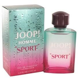 Joop Homme Sport by Joop! Eau De Toilette Spray 4.2 oz - Men