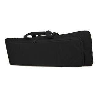BH-65DC32BK 32 in. Homeland Security Discreet Weapons Carry Case in