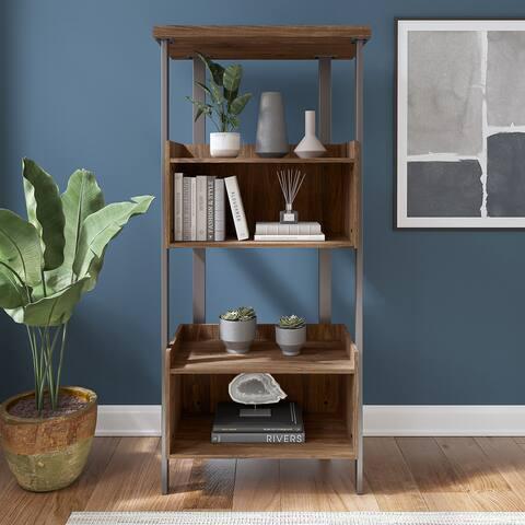 Copper Grove Adelphi 4-shelf Bookcase