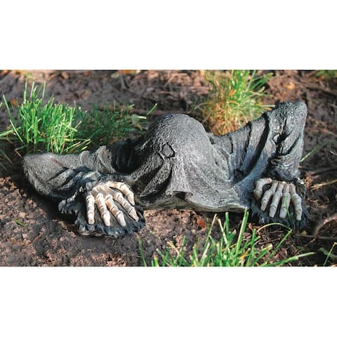 Creeper From The Grave Statue