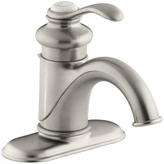 Kohler K-12181  Fairfax Single Hole Bathroom Faucet