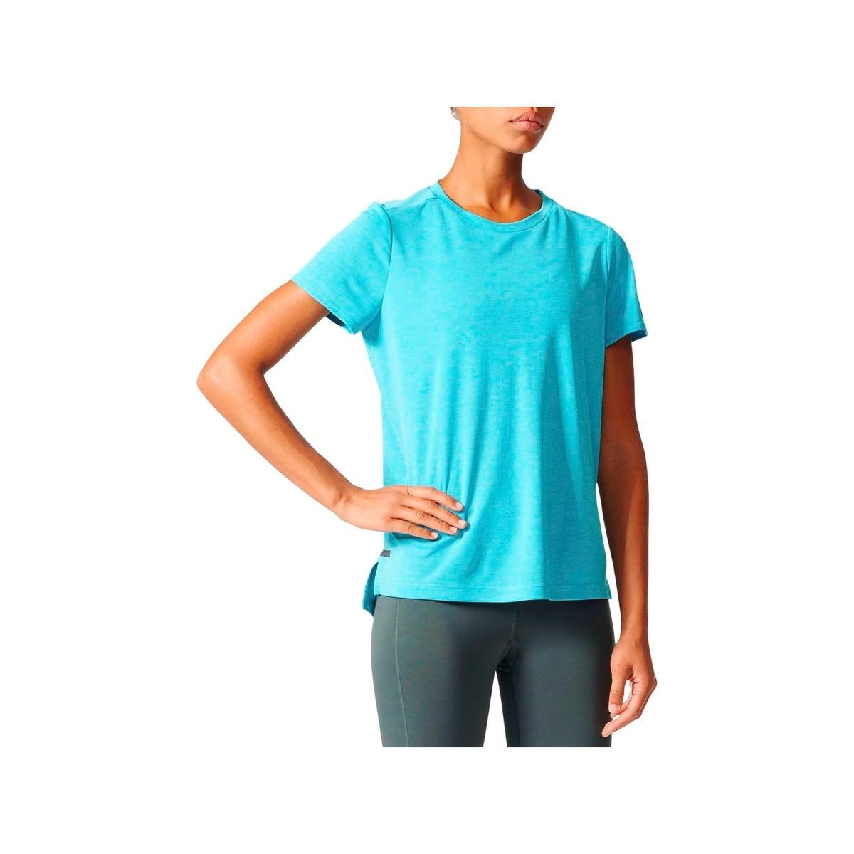 Damen adidas Core Chill Tee Shirt