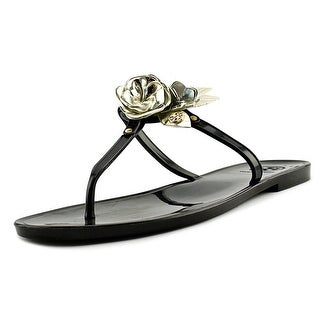 Tory Burch Blossom Jelly Thong   Open Toe Synthetic  Thong Sandal