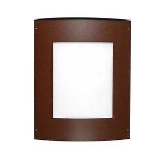"Besa Lighting 109-842207 Moto 2 Light 15-3/4"" High Outdoor Wall Sconce - ADA Compliant"