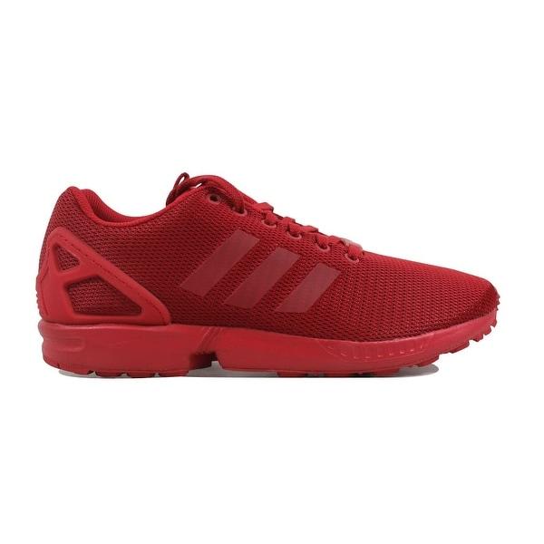 buy online 898f6 db003 Adidas Men  x27 s ZX FLux Red S32278