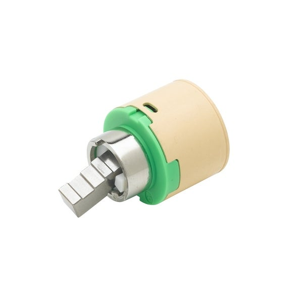 T and S Brass 013080-45 Ceramic Metal Stem Cartridge for B-2730, B-2731 and B-2740 Single Lever Faucets