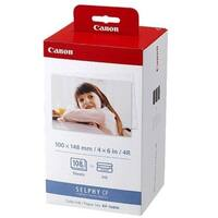 Canon Usa 3115B001 Kp-108In Color Ink And Paper Set
