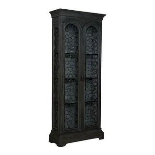 GuildMaster 604514 Winston 36 Inch Wide Mahogany Cabinet