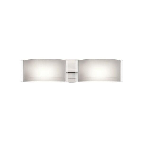 Shop Besa Lighting WM Jodi Light Reversible Halogen - Halogen bathroom vanity lights
