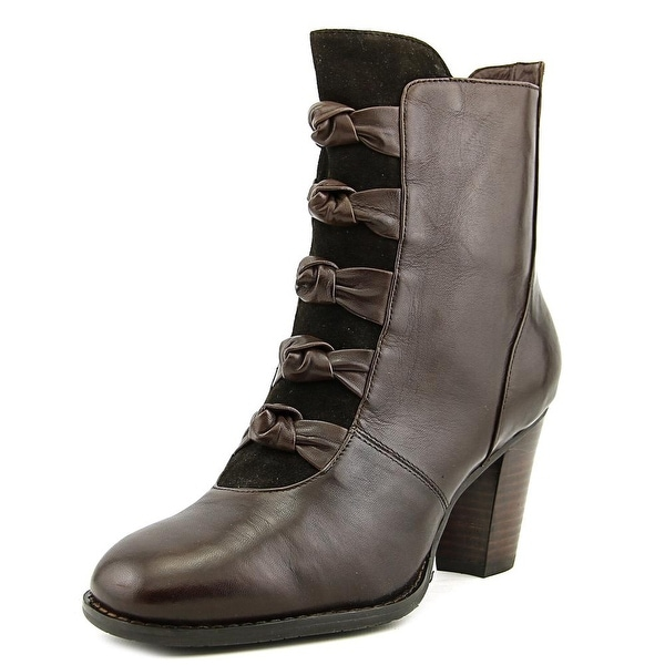 Everybody By BZ Moda Paddone Women Round Toe Synthetic Ankle Boot
