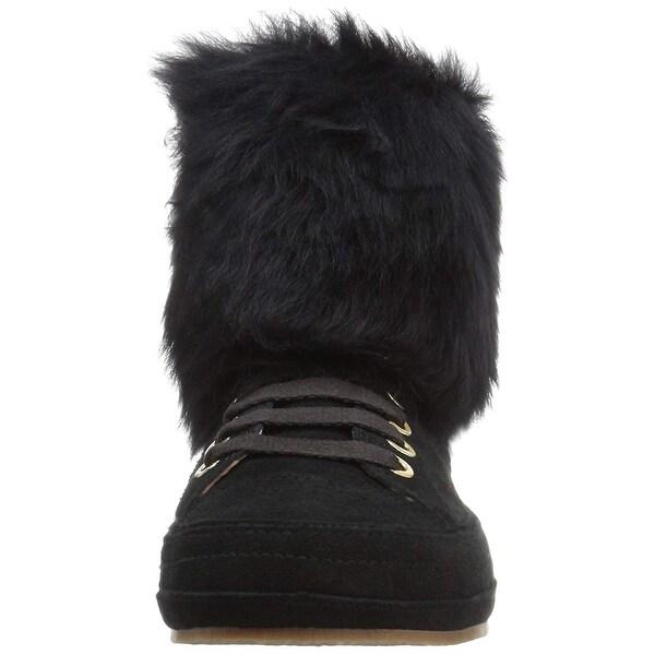 UGG Women's Antoine Fur Fashion Sneaker