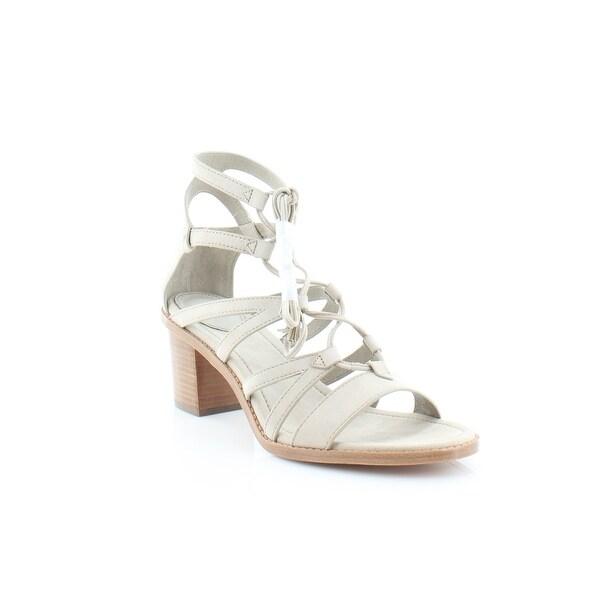 Frye Brielle Women's Sandals & Flip Flops Grey - 8