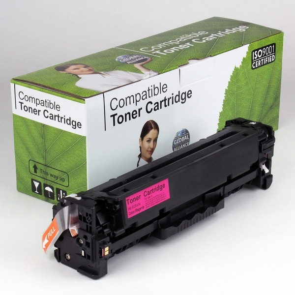 Value Brand replacement for HP 304A Magenta Toner CC533A (2,800 Yield)