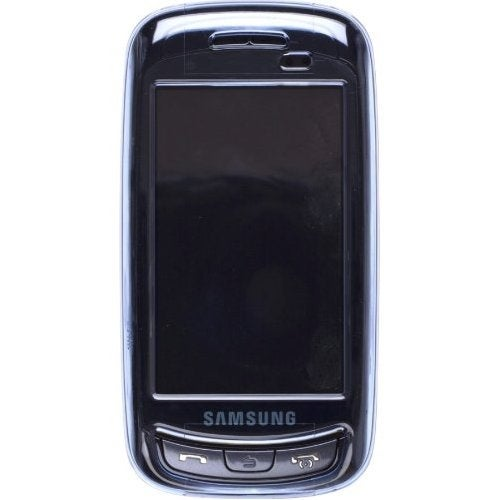 Wireless Solutions Snap-On Case for Samsung A877 Impression - Light Blue