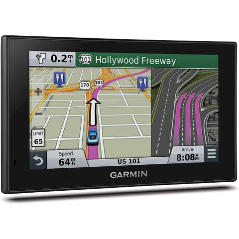 Garmin Nuvi 2589LMT 5 Inch GPS W / FREE Lifetime Maps & Traffic Updates - Black