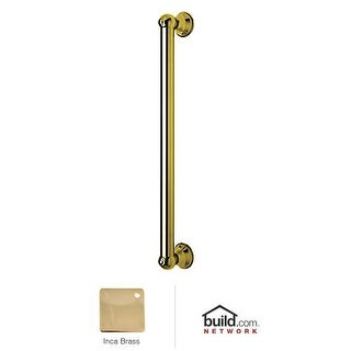 "Rohl 1278 Palladian 24"" Decorative Grab Bar"