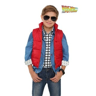 Back to the Future Child Marty McFly Vest