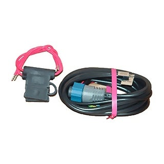 LOWRANCE 127-08 POWER CABLE W/NMEA Lowrance Power Cable w/ NMEA