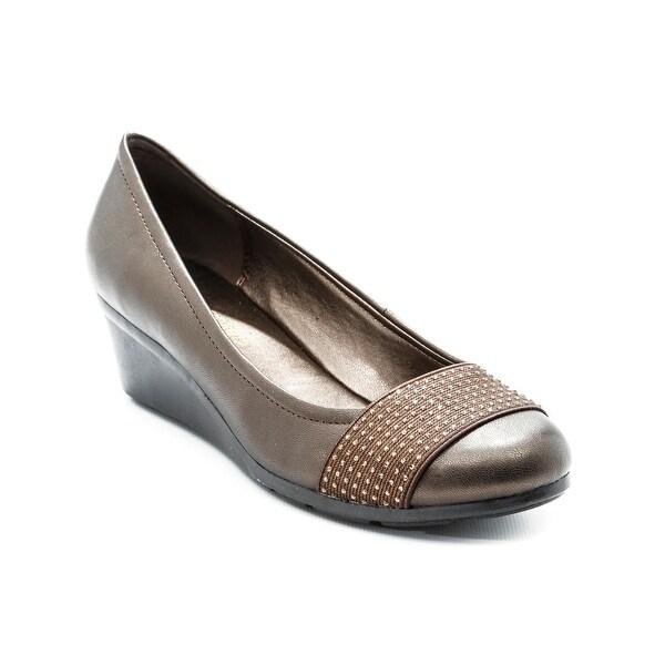 Andrew Geller Senona Women's Heels Bronze Metallic