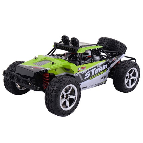 Costway 1:12 2.4G High-speed RC Off-Road Car 4WD Remote Control Racing Sport Vehicle