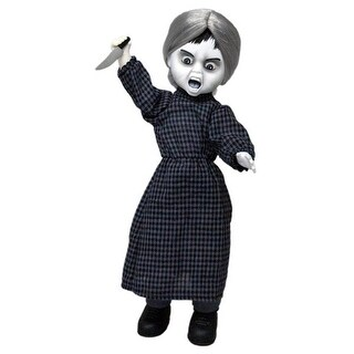 Living Dead Dolls Psycho Norman Bates As Mother - multi
