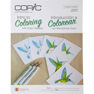 Intro To Coloring With Copic - Copic Books